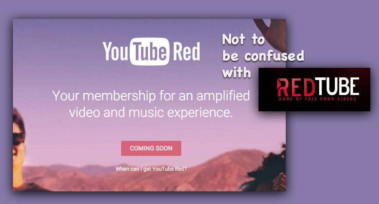 google red tube
